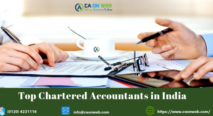 Top Chartered Accountants in India