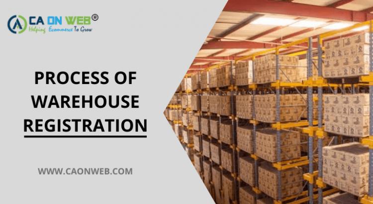 Warehouse Registration